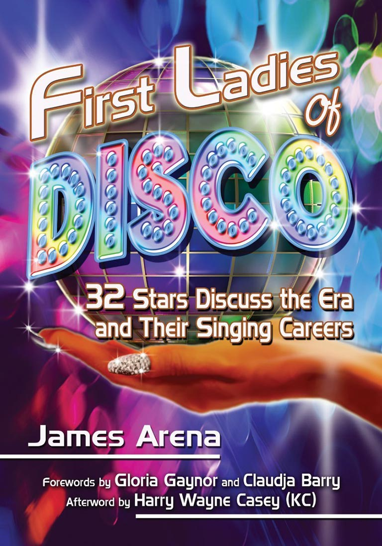 First Ladies of Disco Book Cover