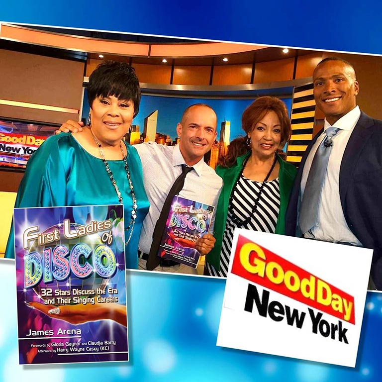 Good Day New York with Martha Wash